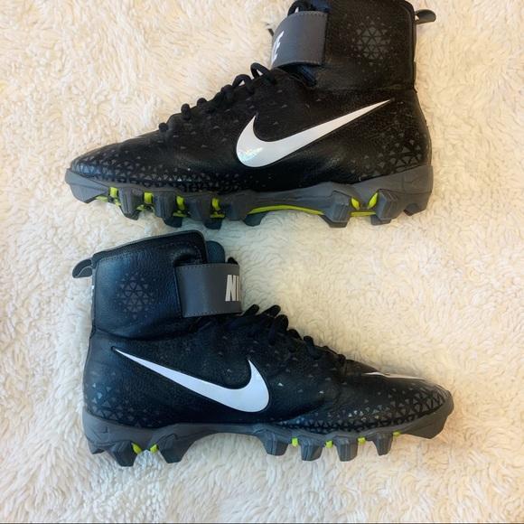 Mens Fastflex Football Cleats Size 10